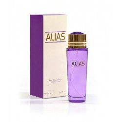 Alias For Woman Eau De Toilette 100 ML - Jamè