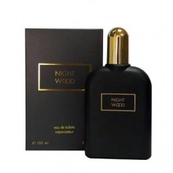 Night Wood For Men Eau De Toilette 100 ML - Jamè