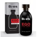 Ego Black - Eau de toilette pour Homme 100 ml - Bi-Es