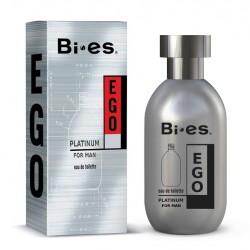 Ego Platinum - Eau de toilette pour Homme 100 ml - Bi-Es