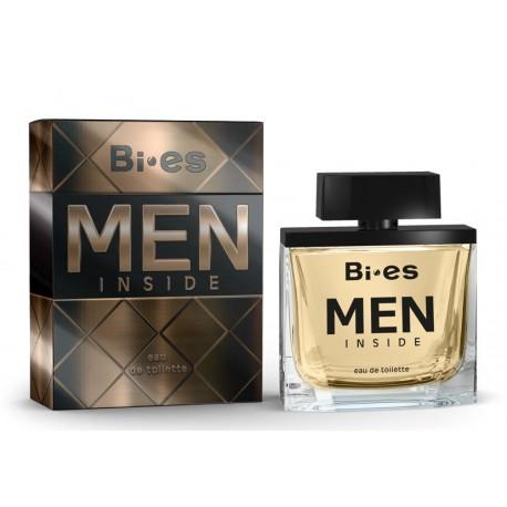 Men Inside - Eau de toilette pour Homme 100 ml - Bi-Es