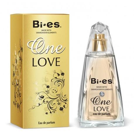 One Love - Eau de Parfum para Mujer 100 ml - Bi-Es