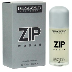 Zip Woman Eau De Toilette Spray 100 ML - Dreamworld