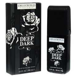 Deep Dark Men Eau De Toilette Spray 100 ML - Dreamworld