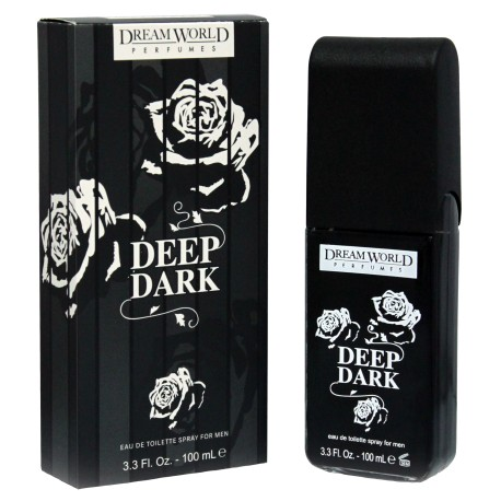 Deep Dark Men Eau De Toilette Spray 100 ML - Dreamworld