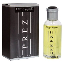 Prez Men Eau De Toilette Spray 100 ML - Dreamworld