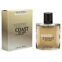 White Coast Men Eau De Toilette Spray 100 ML - Dreamworld