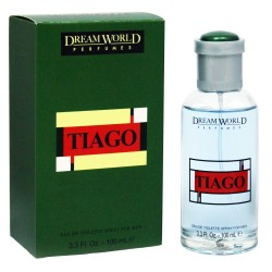 Tiago Men Eau De Toilette Spray 100 ML - Dreamworld