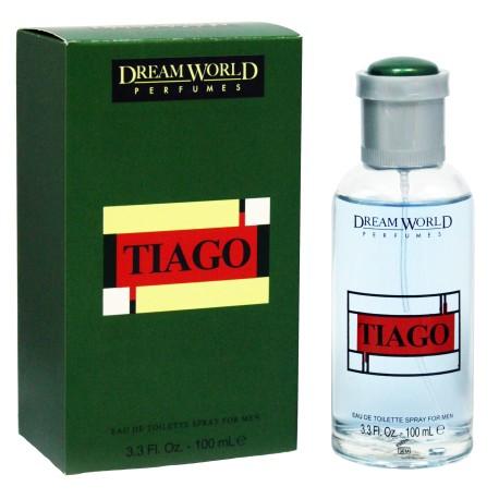Tiago Men Eau De Toilette Spray 100 ML - Dreamworld