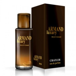 Chatler Armand Luxury Proof Homme - Eau de Parfum para Hombre 100 ml