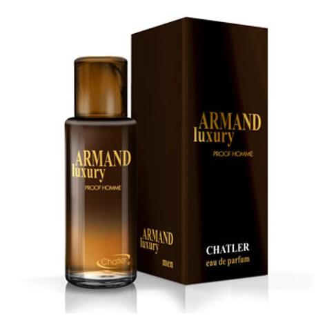 Chatler Armand Luxury Proof Homme - Eau de Parfum para Hombre 100 ml