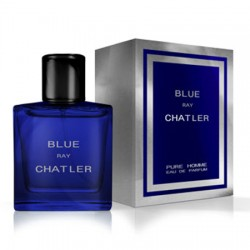 Chatler Blue Ray - Eau de Toilette para Hombre 100 ml