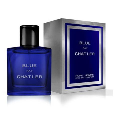 Chatler Blue Ray - Eau de Toilette para Hombre 100 ml