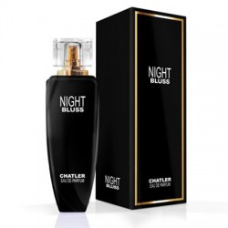 Chatler Bluss Night - Eau de Toilette para Mujer 100 ml