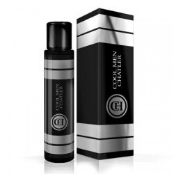 Chatler Cool Men Black - Eau de Toilette para Hombre 100 ml