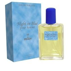 Night In Blue Homme Eau De Toilette Spray 100 ML