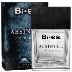 Absinthe Legend - Eau de toilette pour Homme 100 ml - Bi-Es