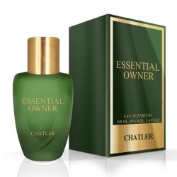 Chatler Essential Owner - Eau de Parfum para Hombre 100 ml