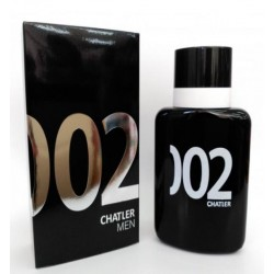 Chatler 002 Men - Eau de Toilette para Hombre 100 ml