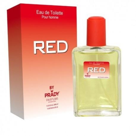 Red Homme Eau De Toilette Spray 100 ML