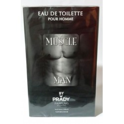 Muscle Homme Eau de Toilette Spray 100 ML