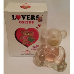 Lovers Ositos Chicle Eau De Toilette Spray 60 ML