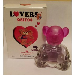 Lovers Ositos Mora Eau De Toilette Spray 60 ML