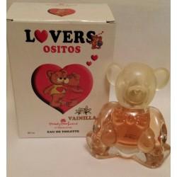 Lovers Ositos Vainilla Eau De Toilette Spray 60 ML