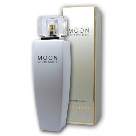 Cote Azur Boston Moon White Night - Eau de Parfum Pour Femme 100 ml