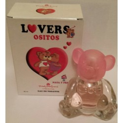 Lovers Ositos Nata y Fresa Eau De Toilette Spray 60 ML