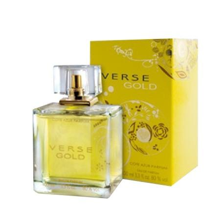 Cote Azur Verse Gold - Eau de Parfum Pour Femme 100 ml