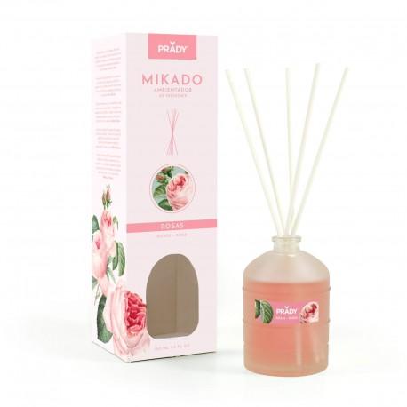 Mikado Rosas - Ambientador 100ML Prady