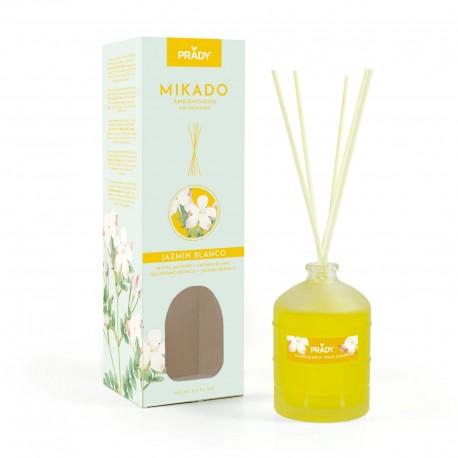 Mikado Jazmin Blanco - Ambientador 100ML Prady