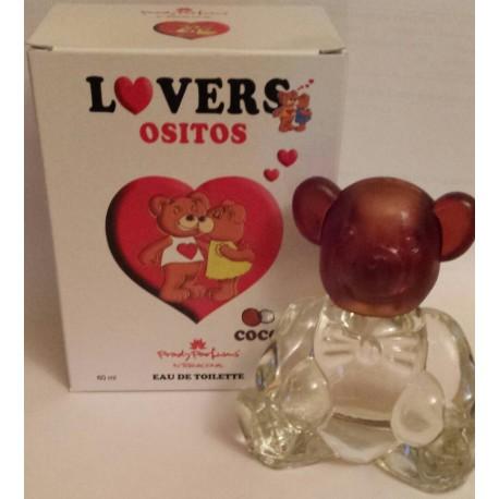 Lovers Ositos Coco Eau De Toilette Spray 60 ML