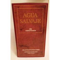 Agua Salvaje Homme Eau De Toilette Spray 100 ML