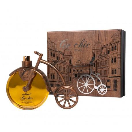 Go Chic Wood Pour Homme Eau de Parfum spray 100 ML