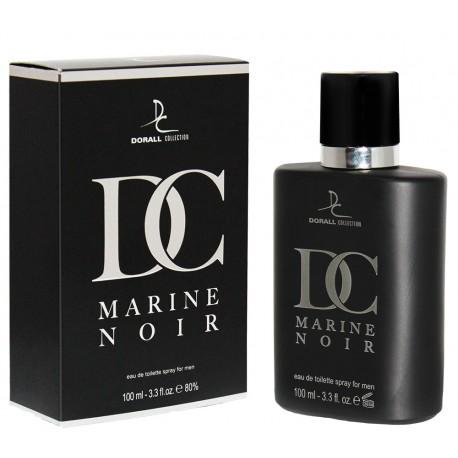 Dc Marine Noir For Men Eau De Toilette 100 ML - Dorall Collection