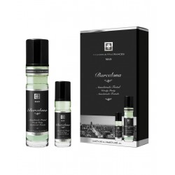 Set Fashion & Fragrances Man Nº3 BARCELONA Spray 125 ML Edp Spray 125 ml + Edp Spray 30 ML