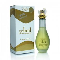 Admit Lamis pour Femme Eau de Parfum Spray 100ML