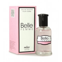 Belle Femme Eau De Toilette Spray 30 ML