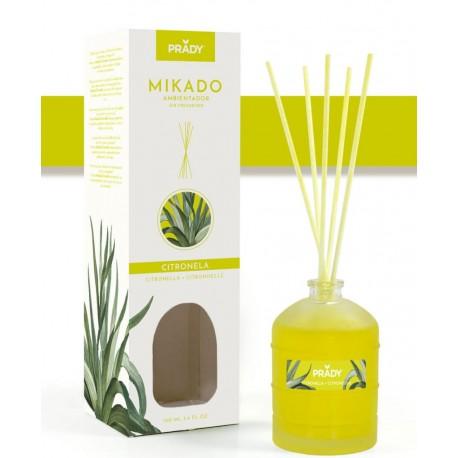 Mikado Citronela - Ambientador 100ML Prady