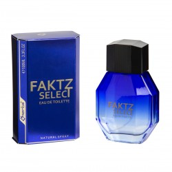 Faktz select for men Eau de Toilette Spray 100 ML Omerta