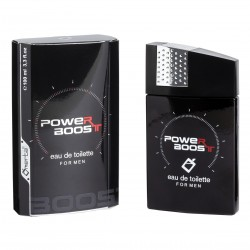 Power Boost for men Eau de Toilette Spray 100 ML Omerta