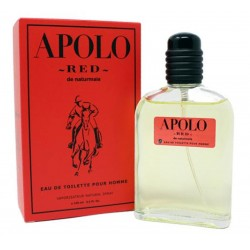 Apolo Red Eau de Toilettle Spray de 100 ml