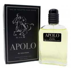 Apolo Black Eau de Toilette Spray de 100 ml