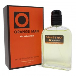Orange man Pour Homme Eau De Toilette Spray 100 ML