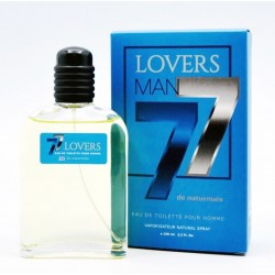 Lovers Man 77 Eau de Toilettle Spray de 100 ml