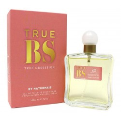 True BS True Obsession Pour Femme de Naturmais Eau De Toilette Spray 100 ML