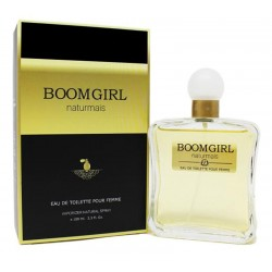 Boom Girl Naturmais Pour Femme Eau De Toilette Spray 100 ML