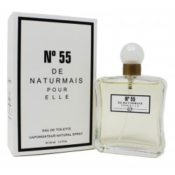 N 55 Eau de Toilette Spray 100 ml